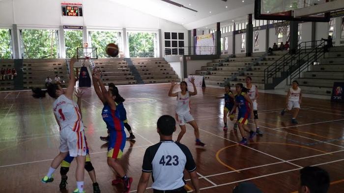 Unika Undang 7 Sekolah Terbaik di Bidang Basket di Kota Semarang