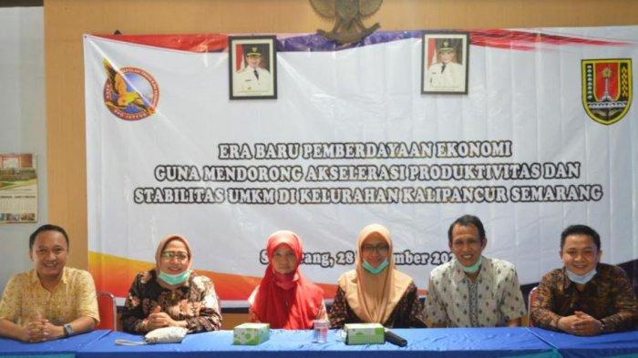 STIE Bank BPD Jateng Dorong Pengembangan UMKM dalam Program Pengabdian Masyarakat