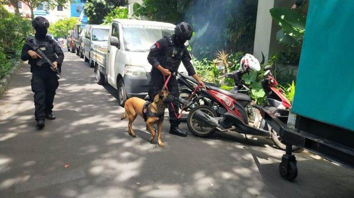Sterilisasi Gereja di Wonogiri, Polisi Libatkan Anjing Pelacak