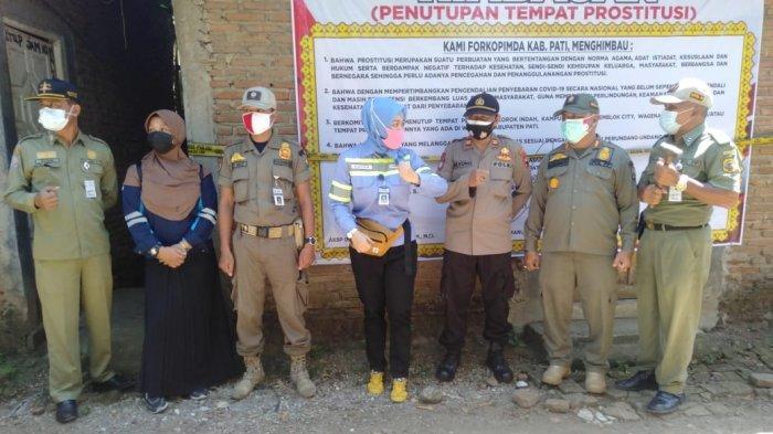 Datangi Eks Lokalisasi Kalijodo Pati, Polisi Ingatkan Prostitusi sebagai Pelanggaran Norma dan Hukum
