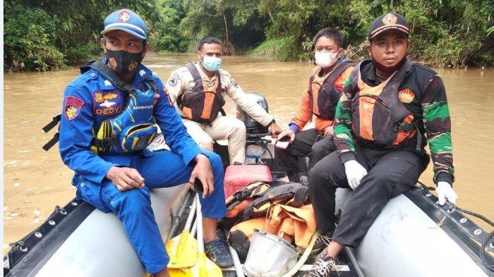 Radius Pencarian Korban Tenggelam di Sungai Sragi Lama Diperluas, Nidhom: Belum Ada Hasil