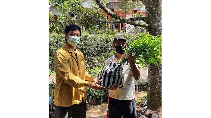 Himagrotek Unsoed Purwokerto Kembangkan Potensi Kemukus di Desa Kemawi Banyumas