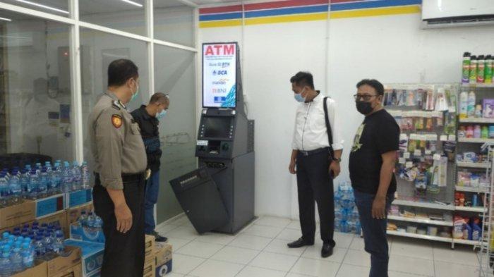 Tahun Ini Ada Tiga Aksi Pembobolan Mesin ATM di Semarang: Ada Amatiran Sampai Sudah Profesional