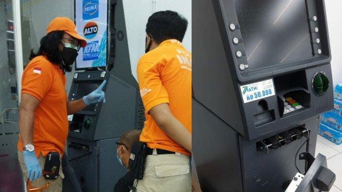 Selang Sepekan Pembobolan Mesin ATM Bank Jateng di Gunungpati, Polisi Belum Temukan Titik Terang