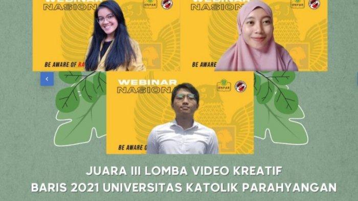 Tim KG Unsoed Purwokerto Juarai Lomba Video Kreatif Nasional