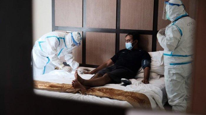 Cara Merawat Pasien Isolasi Mandiri di Rumah Agar Terhindar dari Penularan Virus Corona