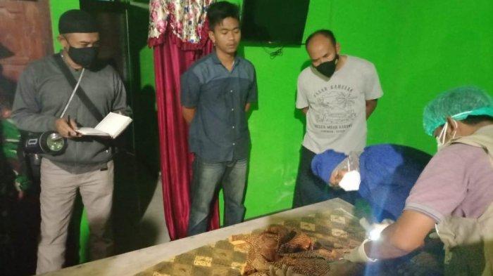Dalam Sehari, 2 Petani Sragen Ditemukan Meninggal Tengkurap di Sawah