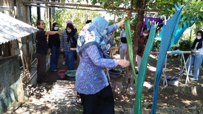 Dosen UIN Walisongo Teliti Batik Linggo Kendal: Kimia untuk Pembangunan Berkelanjutan