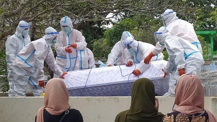 BERITA LENGKAP : Kematian Pasien Corona di Jateng Catatkan Kasus Tertinggi