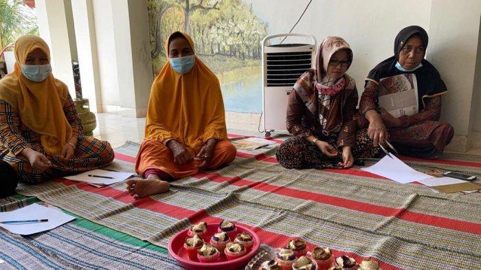 Tim Dosen FTP USM Berikan Pelatihan Penanganan Pascapanen Bekatul Jagung