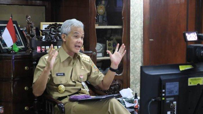 Gubernur Jateng Ganjar Pranowo: Keterbukaan Informasi Bentuk Kesungguhan Pelayanan Publik