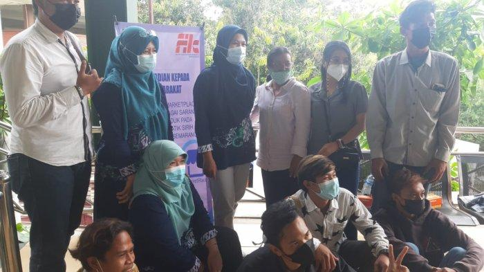 UMKM Kampung Sirih Semarang Dilatih Membuat Konten Sebagai Media Promosi Digital