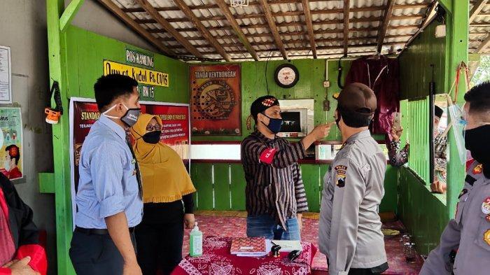 Dusun Duwet Baturetno Wonogiri Ikuti Lomba Kampung Siaga Candi Tingkat Polda Jateng