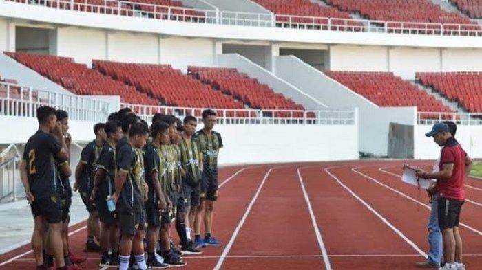 Tim Sepak Bola PON Jateng Sudah Semakin Ramping, Kini Diuji Kemampuannya di Pelatda