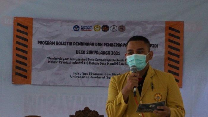 Tim PHP2D Unsoed Purwokerto Gelar Workshop Pengelolaan Desa Agrowisata