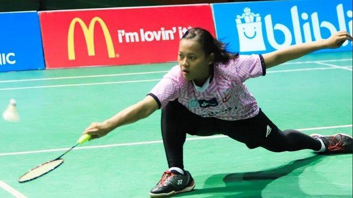 Nomor Beregu Putri, Tim UNS Pertahankan Posisi Puncak Klasemen LIMA Badminton 2020