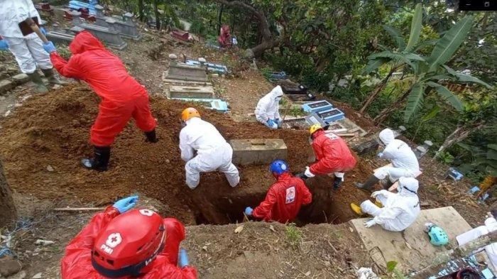 Relawan Pemakaman Covid-19 di Sragen Pilih Tak Terima Uang