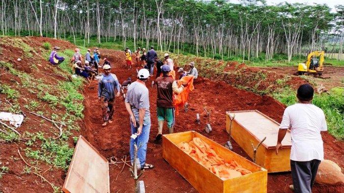 Terdampak Pembangunan KIT Batang, 215 Makam Direlokasi