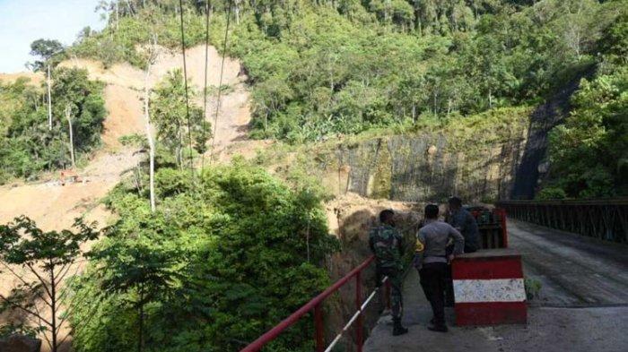 3 Jasad dan Potongan Tubuh Ditemukan di Longsoran Proyek PLTA Batang Toru