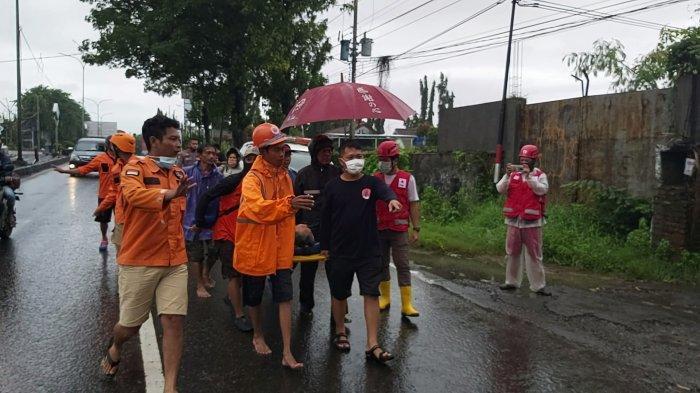 Hujan Deras, Mayoritas Wilayah di Kota Pekalongan Terendam Banjir