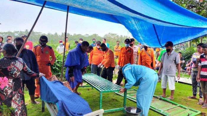 Basarnas Berhasil Temukan Riyanto, Korban Tenggelam di Sungai Serayu Cilacap
