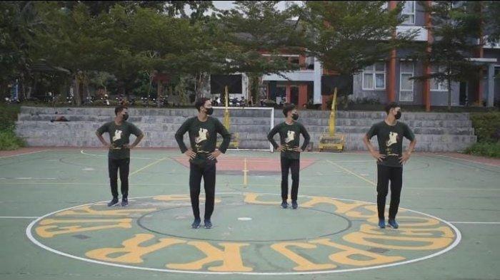 Tim Senam Unsoed Purwokerto Raih Prestasi di Lomba Senam Virtual UNY 2021
