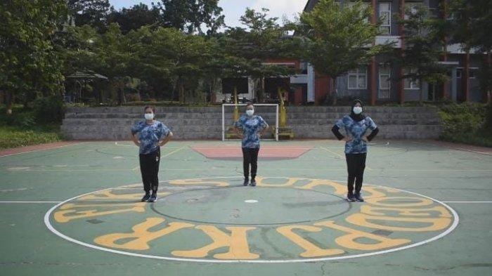Tim Senam Putri UNSOED Raih Prestasi di Lomba Senam Virtual UNY 2021