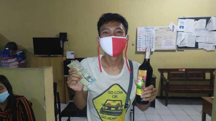 Pemuda Asal Wonosobo Ini Diamankan Tim Sparta karena Mengemudi dengan Mabuk di Solo