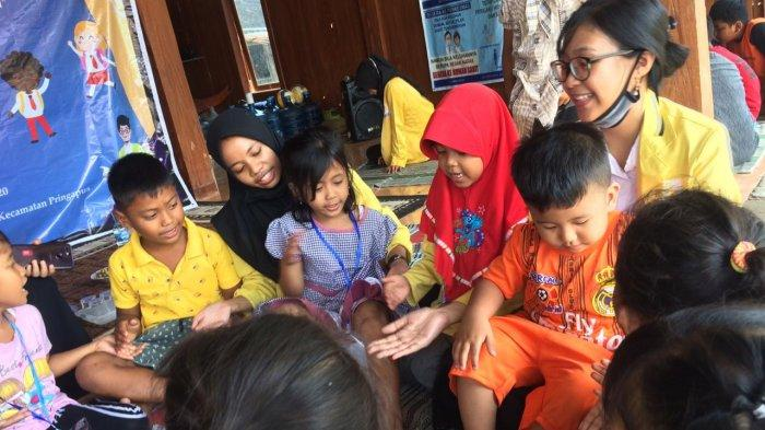 BEM KM Unnes Kirim Sukarelawan Pendidikan