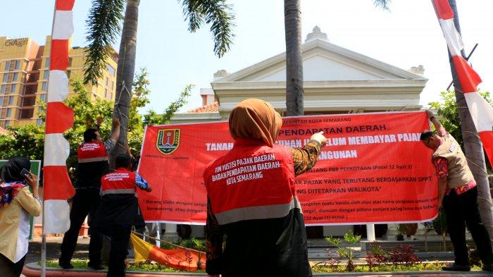 Bapenda Kota Semarang Lakukan Yustisi, Wajib Pajak Bisa Manfaatkan Pemutihan Denda PBB