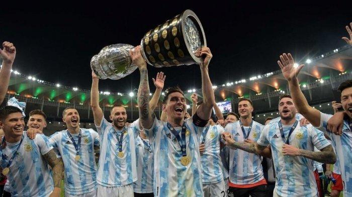Muncul Wacana Argentina vs Italia di Super Copa Maradona, Peluang Messi Salip Capaian Ronaldo