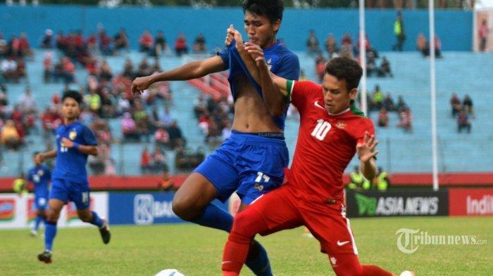 Hasil Akhir, Timnas Indonesia U23 Harus Akui KeunggulanYordania dengan Skor0-1