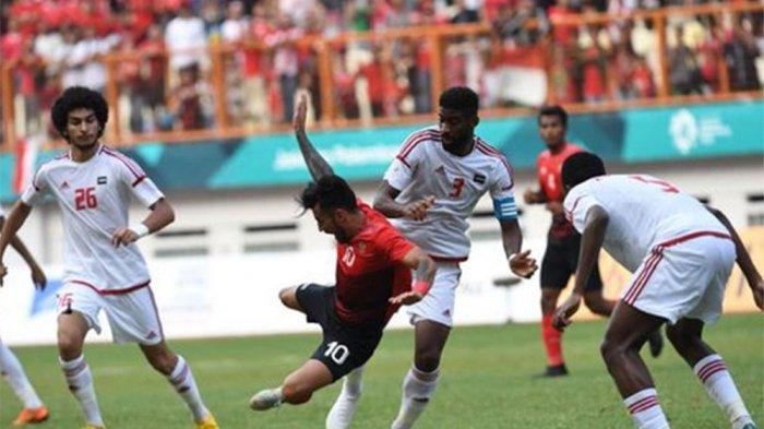 Kalah Adu Penalti, Timnas Indonesia U-23 Tersingkir dari Asian Games 2018