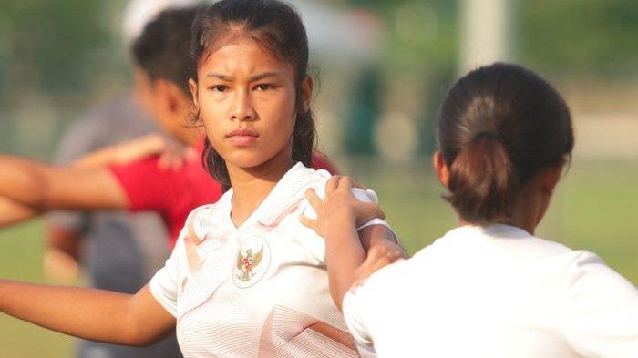 Timnas Wanita Indonesia Menang 1-0 Atas Singapura