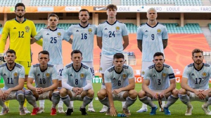 Sebentar Lagi Main, Ini Link Live Streaming Skotlandia Vs Ceko Euro 2021 di Mola TV