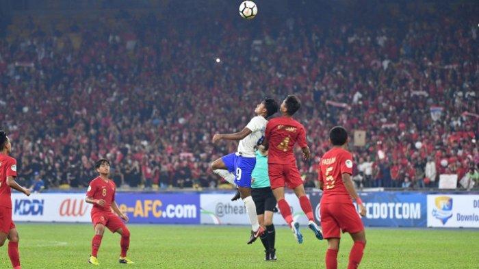 Hasil Akhir Timnas U-16 Indonesia Vs India U-16 Skor 0-0 : Selangkah Menuju Piala Dunia