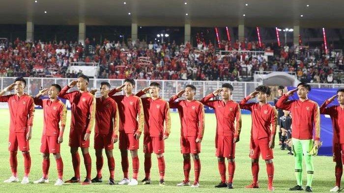 Susunan Pemain dan Link Live Streaming Timnas U19 Indonesia Vs Kroasia Malam Ini, Formasi Masih 442