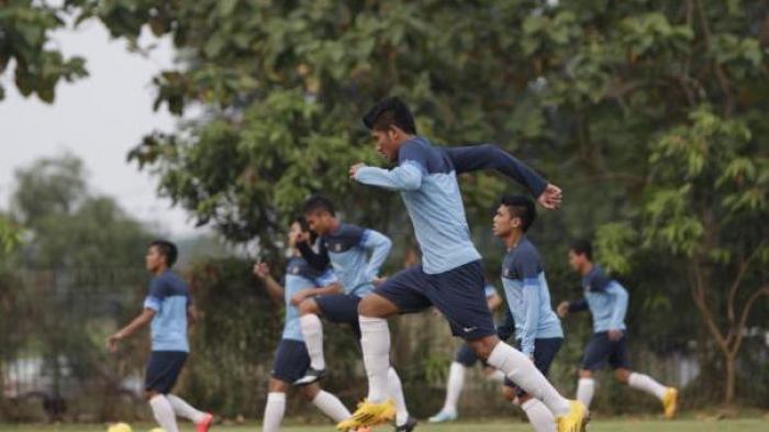 Timnas U-19 Rencanakan Uji Coba Lawan Filipina dan Malaysia di Manahan Solo