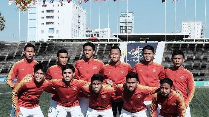Piala AFF U-22 2019, Begini Komentar Indra Sjafri Usai Timnas U-22 Indonesia 1-1 Myanmar U-22