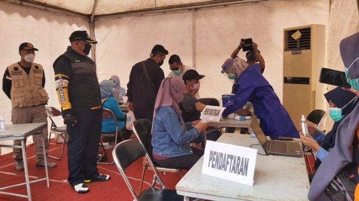 Capaian Vaksinasi Covid-19 Kota Tegal Sudah 96,40 Persen