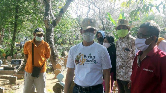 Hartopo Ingin Komplek Makam Lebih Tertata dan Rapi