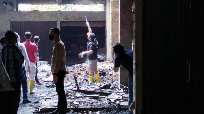 Di Balik Kebakaran Pasar Wage Purwokerto, Setelah Lakukan Penyelidikan Polisi Ungkap Penyebabnya