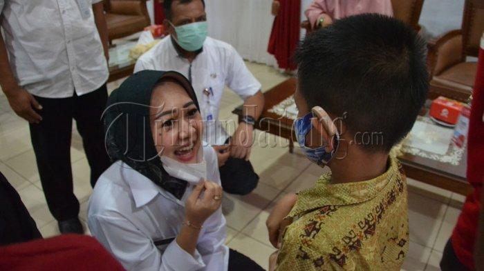 Dompet Dhuafa Ajak Bupati Tiwi Kampanyekan Peduli Anak Tunarungu Purbalingga