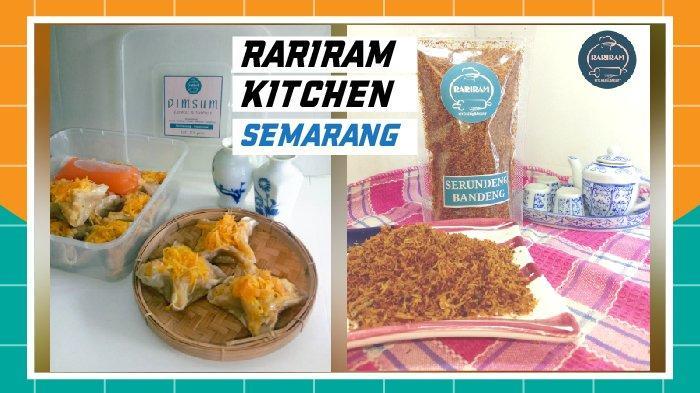 Toko Rariram Sedia Serundeng Bandeng Khas Semarang