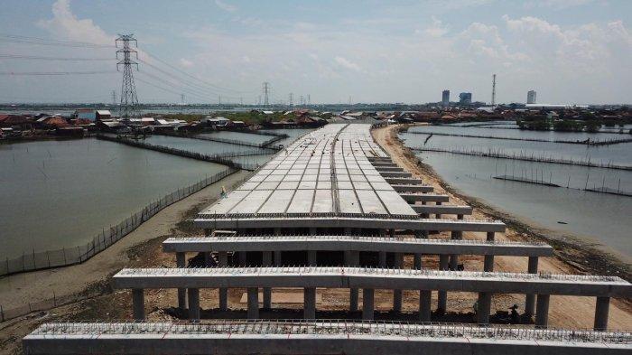 Rencana Pasokan Bambu untuk Matras Konstruksi Tol Semarang-Demak
