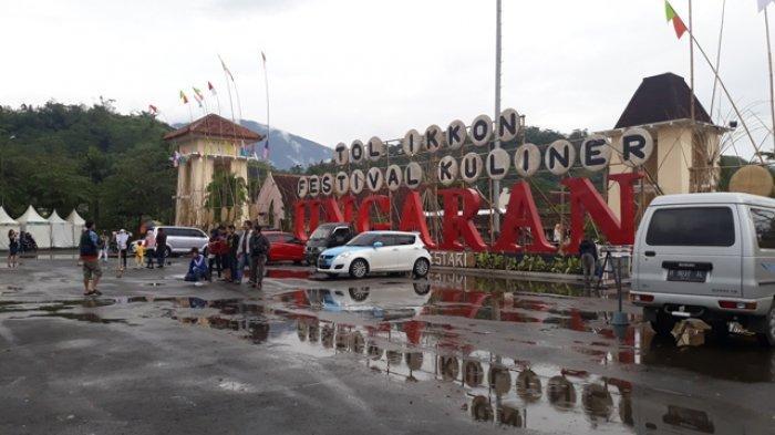 Tol Ikkon Festival Kuliner Di Alun Alun Bung Karno Ungaran Digelar Tiap Hari Minggu Dan Hari Libur Tribun Jateng