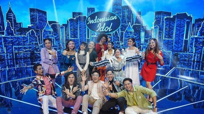 Daftar Lengkap Hadiah Pemenang Indonesian Idol 2021: Mulai dari Juara 1, Runner Up hingga Top 14