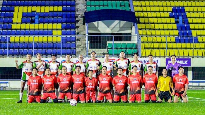 Topan FC Ditahan Imbang 3 - 3 Mik's FA