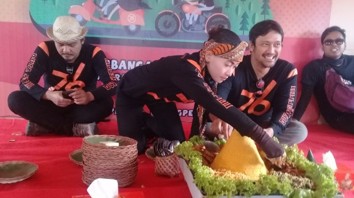 Tora Sudiro Keliling Purbalingga, Merasa Betah di Desa Wisata Serang