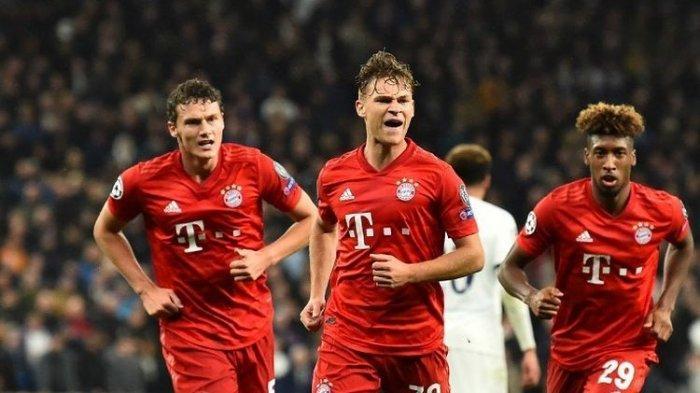 Nonton TV Online Ini Link Live Streaming Mola TV Bayern Munchen Vs Borussia  Monchengladbach - Tribun Jateng